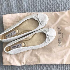 Jimmy Choo Walsh flats